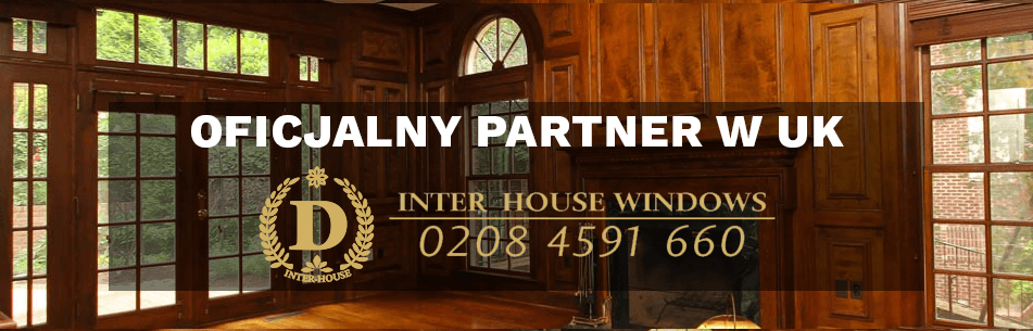 Oficjalny Partner - Inter House Windows