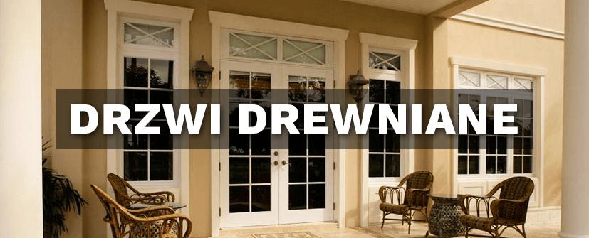 drzwi drewniane polska