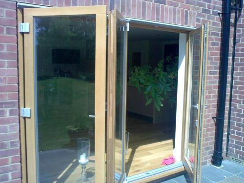 Bifold Doors składane