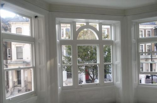 Okna typu sash #2