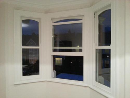 Okna typu sash #4